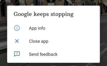 google app crashing on your android phone? how to fix