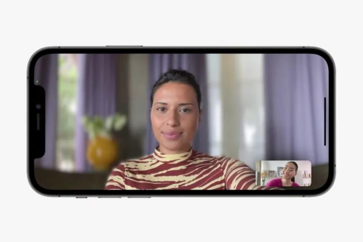how to blur background in facetime video calls