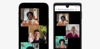 how to make FaceTime calls between iPhone and Android