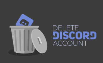 how to permanently delete your discord account