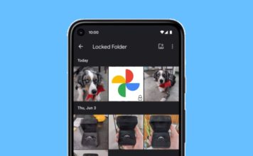 how to use locked folder to hide photos on android