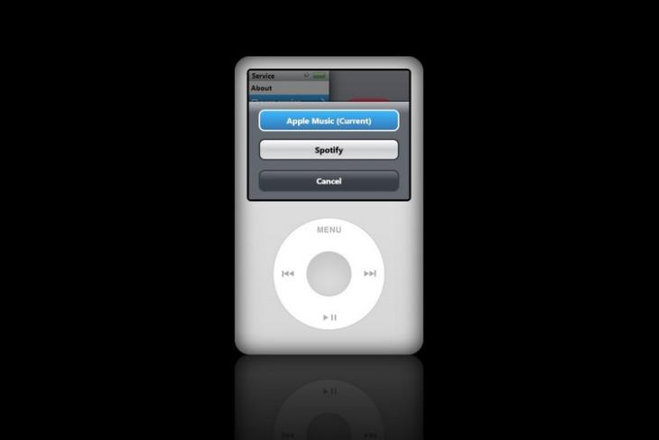 Someone Created an iPod Classic-Themed Web Player