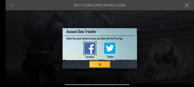 pick social media account of pubg mobile