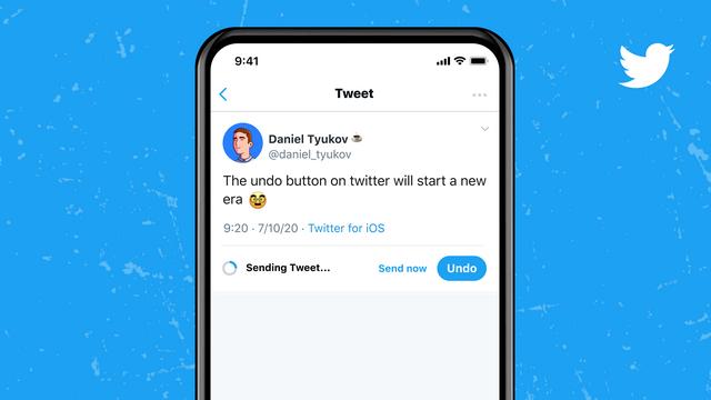 twitter blue undo tweet