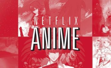 upcoming new anime movies and series on Netflix