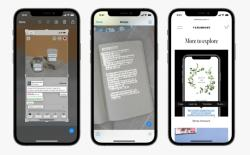 what is live text and how to use it in iOS 15