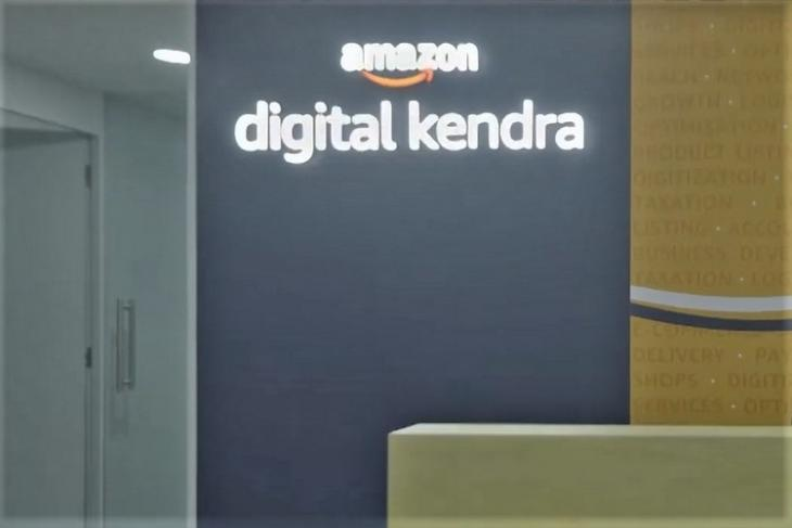 Amazon Digital kendra in India