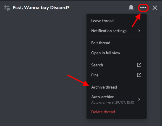 What Are Discord Threads and How to Use Them