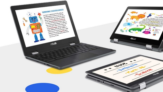Asus Launches Six New Affordable Chromebooks in India