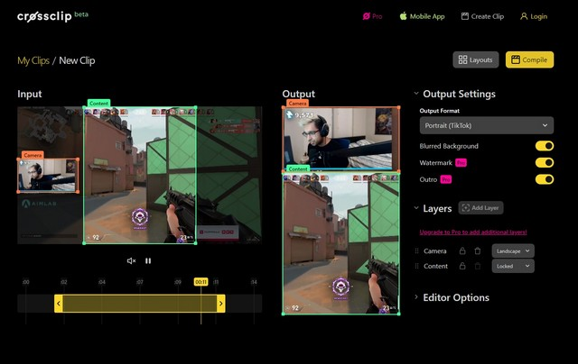 This App Makes It Easier to Convert Twitch Clips into Instagram Reels, TikTok Videos