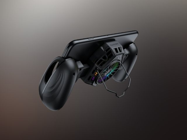 GameSir F8 Pro Snowgon Is a Mobile Grip That Doubles as a Cooling Fan