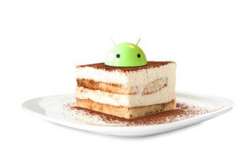 Google Android 13 is called tiramisu