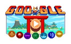 Google Launches Doodle Champion Island Games for Olympics 2020