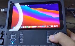YouTuber Builds DIY Handheld PC That Runs macOS Bug Sur