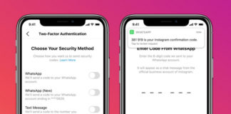 How to Use WhatsApp for Two-Factor Authentication on Instagram