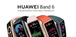 Huawei Band 6 Launched in India at Rs.4,990
