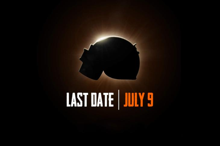 You Have 3 Days To Transfer PUBG Data to BGMI