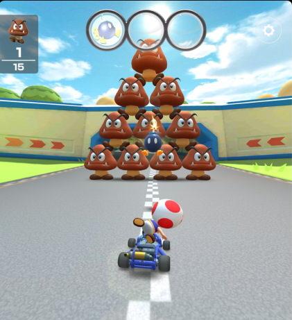 Mario Tour