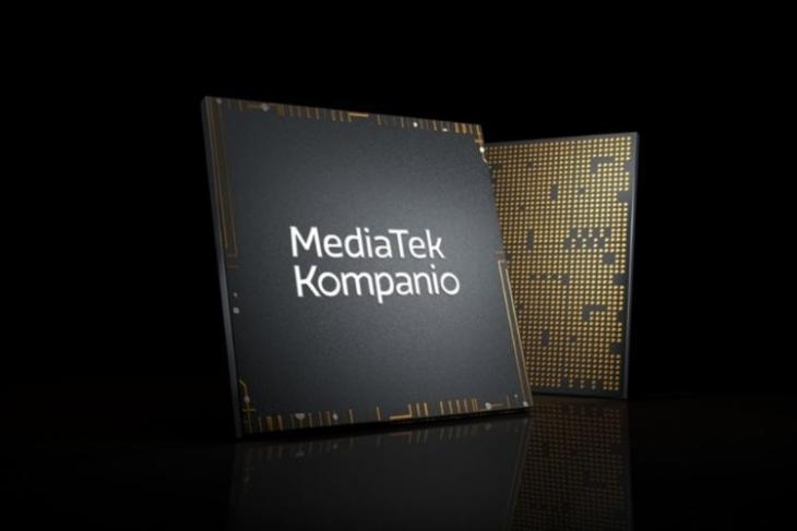 MediaTek Kompanio 1300T Chipset Brings 5G to Tablets and Chromebooks