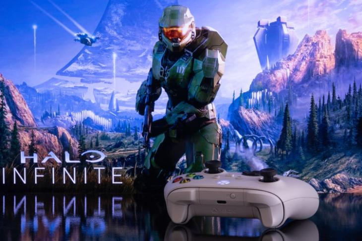 Microsoft Accidentally Leaked Halo Infinite Spoilers in a Beta Build of the Game