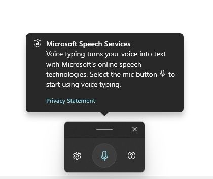 Enable and Use Voice Typing in Windows 11 (2021)