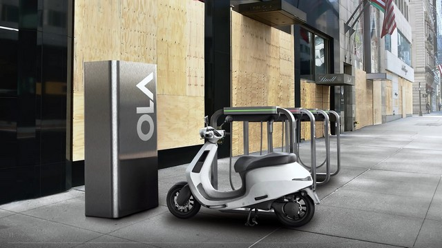 Ola Electric Scooters in India: Everything You Need To Know