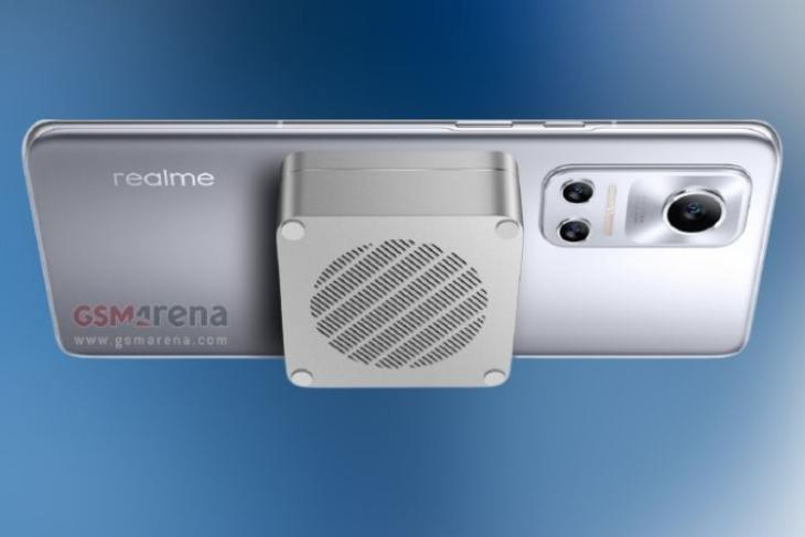 Realme To Debut Its MagDart Charging With Realme Flash