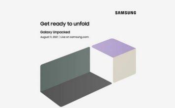 Samsung Galaxy Unpacked event announced