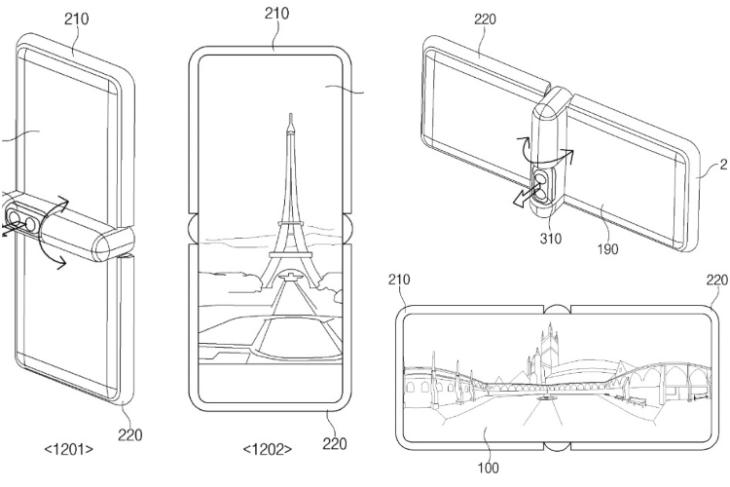 Galaxy Z Flip 3 Might Feature a Rotating Camera on the Hinge