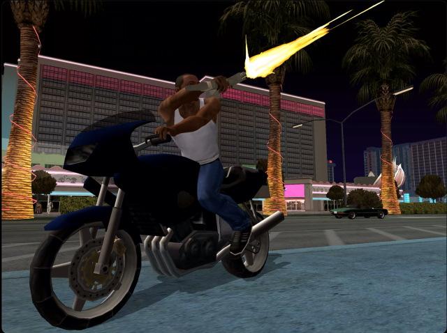 GTA San Andreas best ipad games