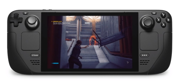 Steam deck screen quality