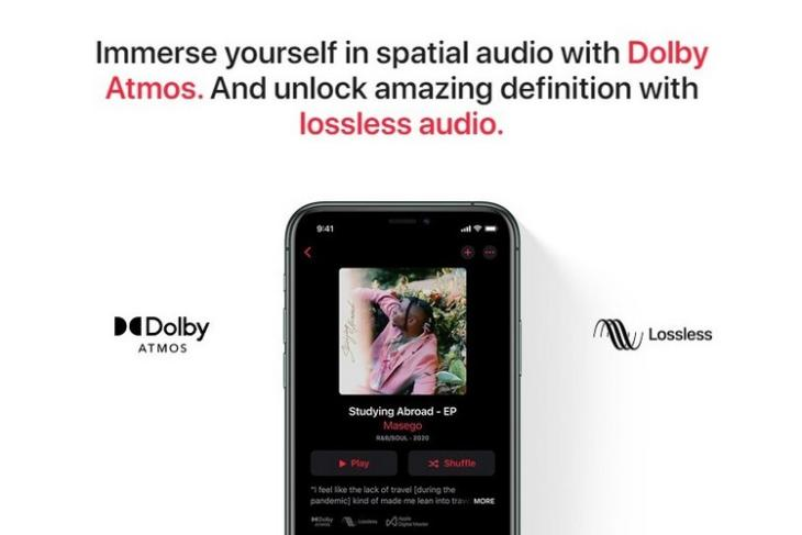 Apple Rolls Out Hi-Res Lossless Audio in Apple Music in India