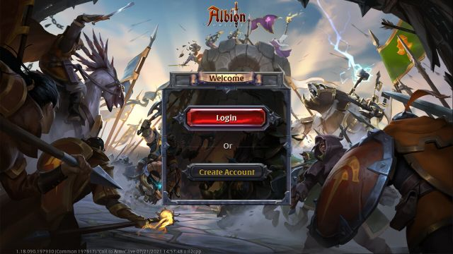 Install Albion Online on a Chromebook (2021)