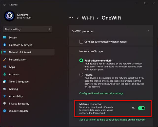 How to Stop Automatic Updates on Windows 11