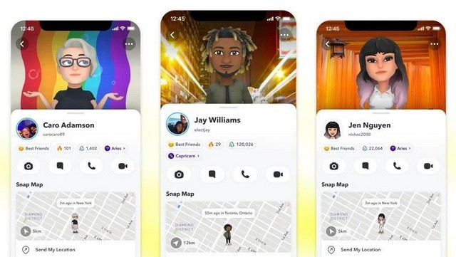 Snapchat Now Lets You Pose Your Bitmoji in 3D on Your Profile
