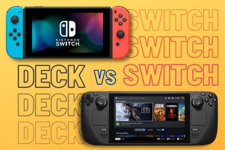 Steam Deck vs Nintendo Switch Which One Should You Buy