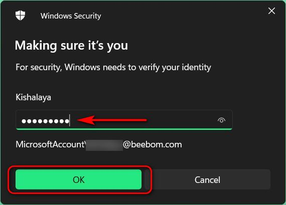 How to Remove Microsoft Account from Windows 11 PC