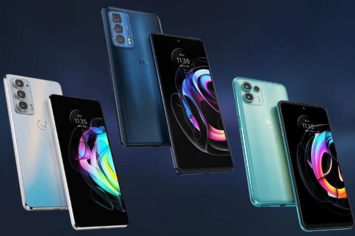 Motorola Edge 20 Series With Snapdragon, Dimensity SoCs. 108MP Cameras Announced