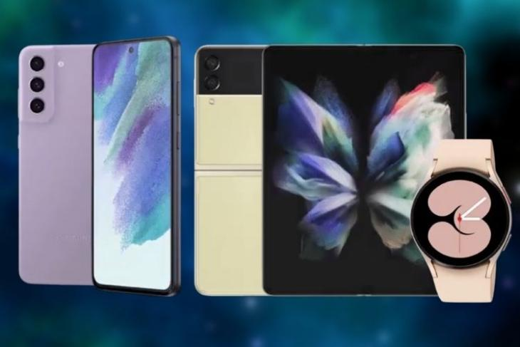 Entire Product Line Up of Samsung's Next Event Leaks Online