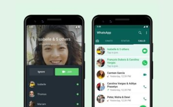 WhatsApp Now Lets You Join In-Progress Group Calls