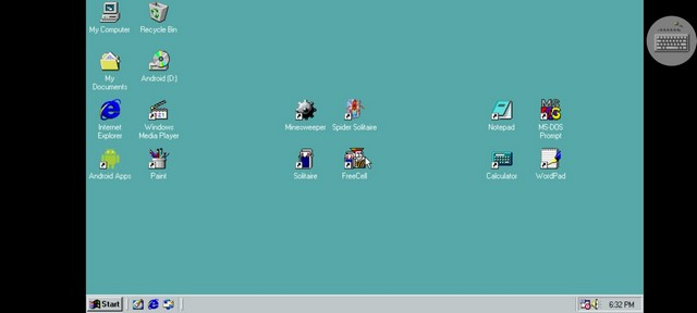 This App Lets You Run Windows 98 on Your Android Phone