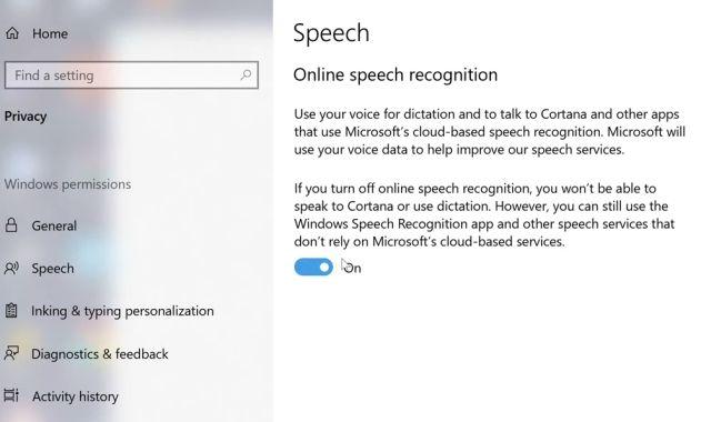 Voice Typing in Windows 10