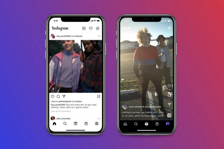 instagram collab reel and feed posts