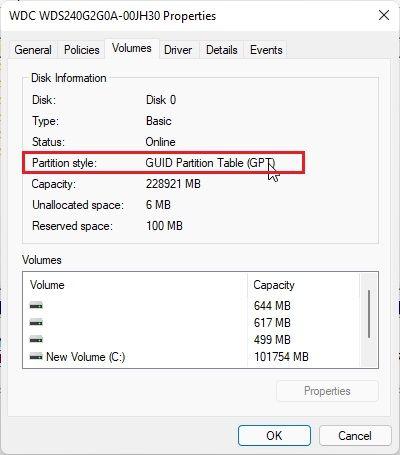 Konvertieren von MBR in GPT ohne Datenverlust unter Windows 10 (2021)