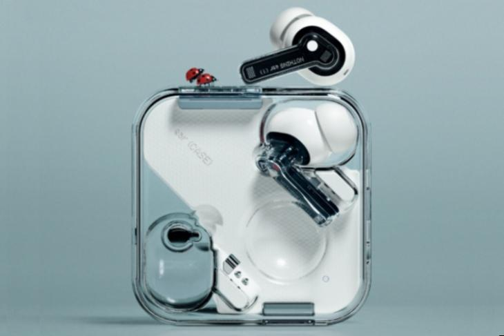 nothing ear1 tws earbuds launched