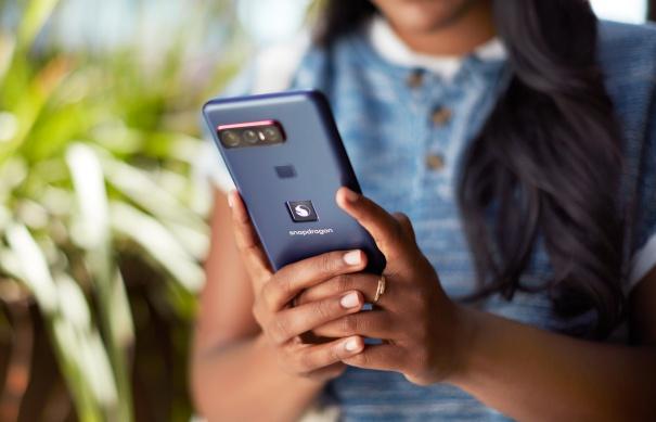 snapdragon smartphone