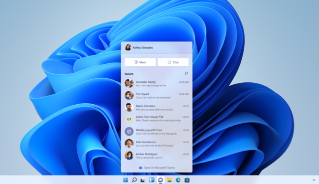 How to Disable Microsoft Teams Chat Icon in Taskbar on Windows 11