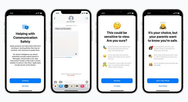 Apple Will Scan User Images for Child Sexual Abuse Material
