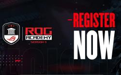 Asus ROG Academy Season 3 with Valorant Registrations Now Open