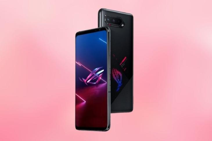 Asus ROG Phone 5s Series with Snapdragon 888+ SoCs, 360Hz Touch Response Rate Launched